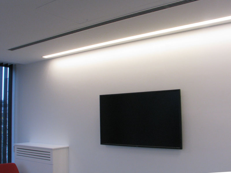 Lightline 60 Recessed